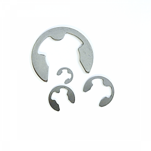 E-Clips DIN 6799 (D1500) Stainless Steel - Metric