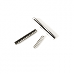 Spring Tension Pins - slotted type DIN 1481 Stainless Steel