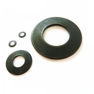 Disc Spring 50mm x 20.4mm x 2mm DIN 2093 BAG QTY: 1 PC