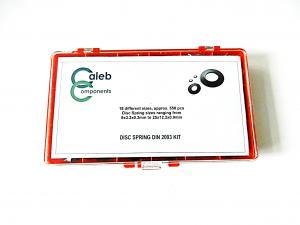 Din2093 Disc Spring kit