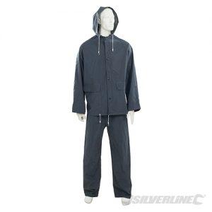 Rain Suit Blue 2pce