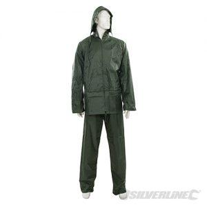 Rain Suit Green 2pce