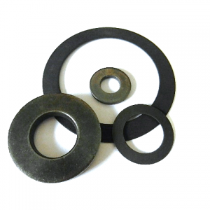 Disc Spring Washers - ( Belleville Washers, Heavy Duty, Ball Bearing Preloads, Serrated Washers)
